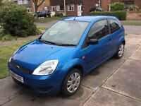 Ford Fiesta Style 2005 3dr 1.2 VERY LOW Mileage Great condition Ideal first car