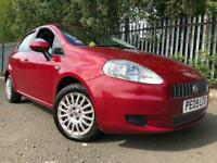Fiat Punto Automatic Low Mileage Year Mot Drives Great Cheap To Run And Insure !