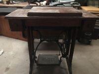 Singer Sewing Machine Antique