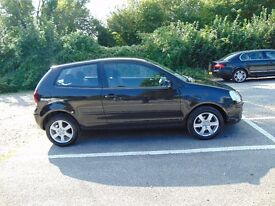2008 VOLKSWAGEN POLO MATCH 1.2 79,000 MILES FULL HISTORY