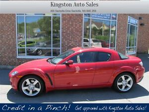 2005 Mazda RX-8 GT - ONLY 2000km on engine!