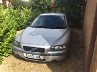 Volvo S60 S T 180 bhp ( 2.0T , 2.0 T ) Manual Silver 53 125,550 Mileages F.S.H MOT till FEB