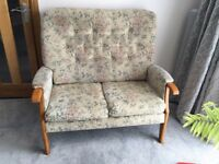 Sofa Set (three piece)