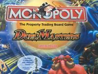 Monopoly duel masters special edition