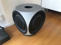BANG AND OLUFSEN BEOLAB 2 SUBWOOFER 850 WATTS IN CLEAN CONDITION PLEASE CALL 07707119599