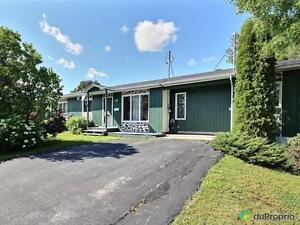 229 900$ - Jumelé à vendre à Sherbrooke (Rock Forest)