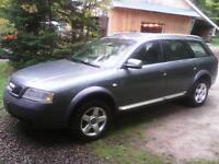 2003 Audi Allroad integral Berline
