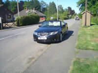 SAAB CONVERTIBLE AUTOMATIC BLACK FSH STUNNING CONDITION