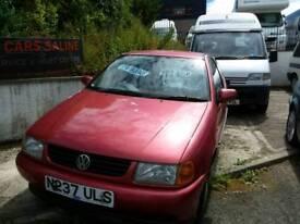 Volkswagen polo 1.3 classic