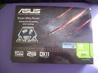 ASUS GeForce GT 640 (2048 MB) (GT640-2GD3) Graphics Card