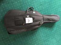 Primavera Prima 200 4/4 cello with case, bow, stand and music stand, plus non slip endpin stand