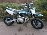 Brand new STOMP 90cc pit bike