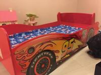 Car bed for boys