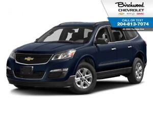 2017 Chevrolet Traverse LS AWD   SAVE $10028 !!!