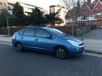 2005 TOYOTA PRIUS T SPIRIT 1.5 HYBRID AUTOMATIC, 105K, F/S/H, HPI CLEAR 100%
