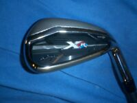callaway xr graphite project x 5.5 reg 7 iron new