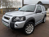 LAND ROVER FREELANDER 2.0 TD4 SPORT AUTO SERVICE HISTORY+HALF LEATHER
