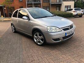 Vauxhall CORSA SRI+ 3rd SPORT EXHAUST,DVD PLAYER