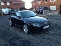 Audi TT 180 bhp Quattro 2002