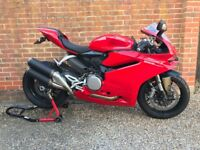 Ducati Panigale 959 Sports Bike