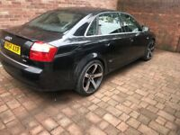 Audi A4 sline tdi