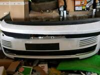 Genuine Range Rover front and rear bumpers