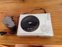 Portable MP3 CD Player