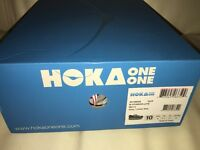 BNWT Hoka One One Stinson Lite uk 9.5 brilliant bargain