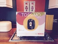 Brand New Bosch Tassimo Fidelia T40 coffee and hot drinks machine