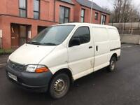 TOYOTA HIACE WANTED ANYTHING CONSIDERED