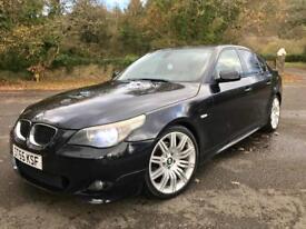 BMW 525d M Sport Auto **Nav - TV - Heated Seats - Full History - Xenons**