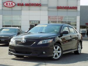 2009 Toyota Camry XLE V6 Cuir Toit ouvrant