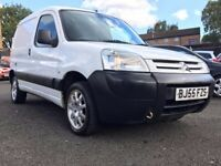 2005 CITROEN BERLINGO 800D LX ** 8 MONTHS MOT + 2 FORMER KEEPERS **