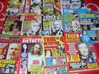 true crime magazines
