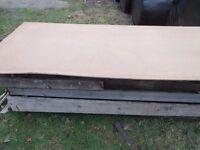 Compressed Fibre Board