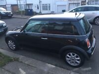 Mini Cooper Automatic - 2002 - With Private Plate- Long Mot