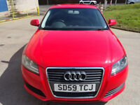 AUDI A3 1.6 SPORTBACK MPI TECHNIK 5d 101 BHP + SERVICE RECORD +TIMING BELT CHANGED++