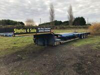 Grafton low loader trailer caravan transpotor