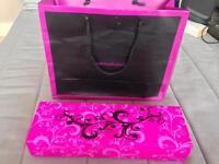 H Samuel gift bag, presentation box incl ring box and necklace/earring box