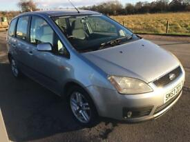 BARGAIN! Ford Focus c-max diesel, full years MOT ready to go