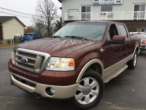2007 Ford F-150 XLT/FX4/Lariat/King Ranch/Harley-Davidson
