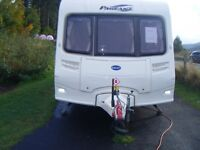 ### 2006 Bailey Pageant Normandie with Remote Motor Mover.###