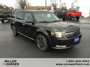 2015 Ford Flex SEL Cornwall Ontario image 7