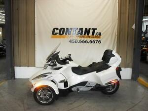 2012 Can-Am Spyder rt-limited