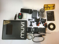 Original accessories for Veho MUVI™ HD NPNG 1080p HD (Camcorder not included)