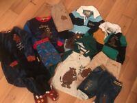 Gruffalo clothing bundle age 2-3