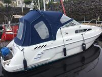 Sealine S24 Cruiser / Boat. Trailer Available Separately