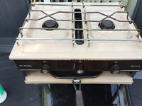 FLAVEL VANESSA 2 RING HOB AND GRILL