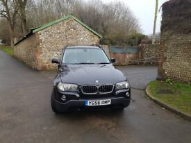BMW X3 LOW MILEAGE P/X Welcome