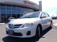 2012 Toyota Corolla CE POWERGROUP, BLUE TOOTH, HEATED SEATS, ABS